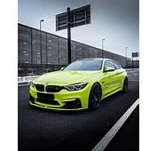 BMW F82 M4 In Individual Birch Green  Catch Me