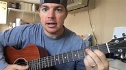 Save It For A Rainy Day - Kenny Chesney (Beginner Guitar ...