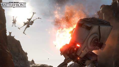 Star Wars: Battlefront Plays Like You're Watching the ...