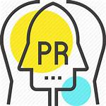 Icon Relations Pr Relation Icons Communication Marketing