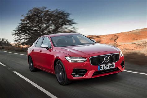 test drive five minutes with a volvo s90 r design