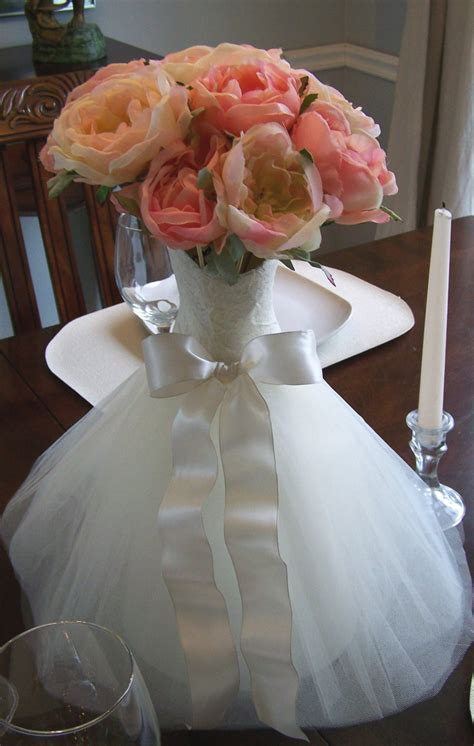 wedding table centerpiece bridal shower wedding centerpiece