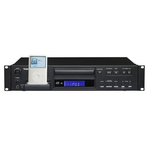 cd player mp3 tascam cd 200i cd mp3 player