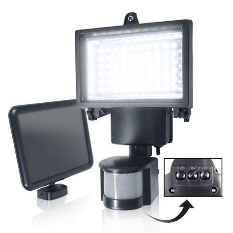 led motion sensor light with camera top 60 led solar powered sensor light security flood