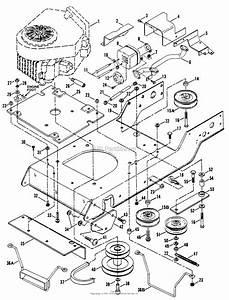 Snapper Lt160h482bv  80392  48 U0026quot  16 Hp Hydro Drive Tractor