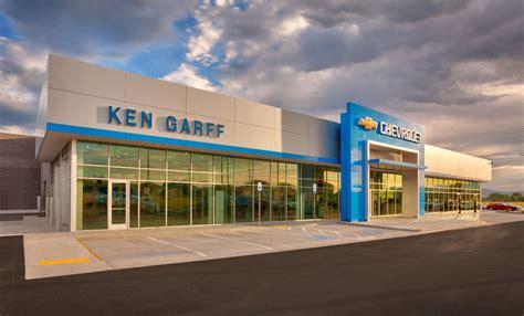 Ken Garff Chevrolet Dealership  Curtis Miner Architecture