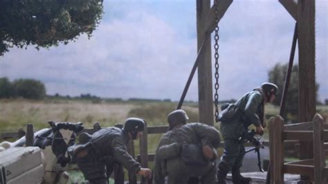 ww  scale diorama fallschirmjager holland  youtube