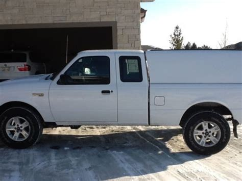 Find Used 2003 Ford Ranger Truck 4x4 Extended Cab. Auto