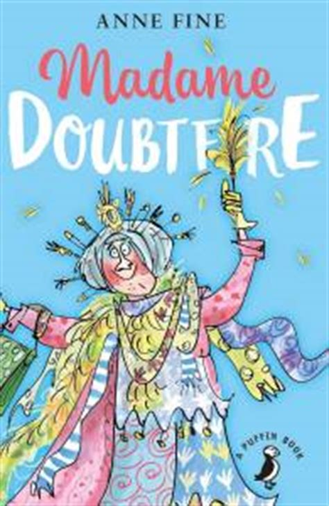 review madame doubtfire  anne fine childtasticbooks