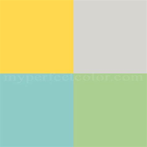 valspar paint color scheme yellow chimes tempered grey