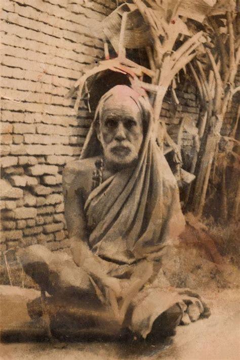 rare photo  sri bharath sage  kanchi
