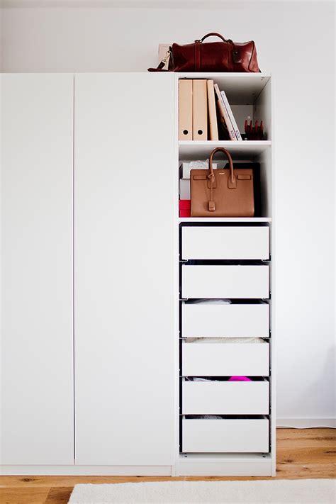 berlin living   ikea pax organisation   organize  wardrobe