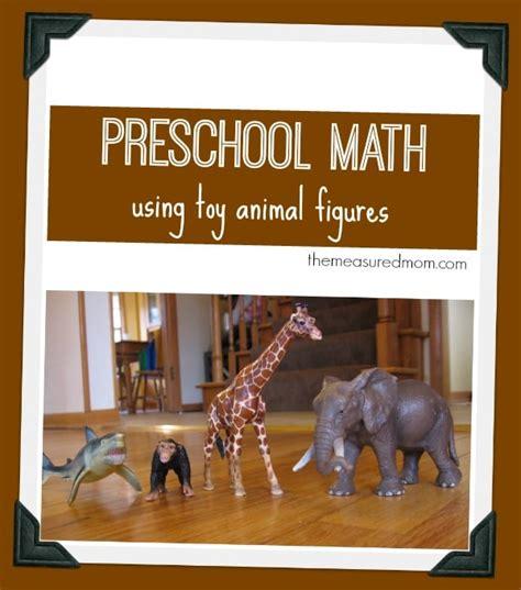 math activities  animals  preschoolers simple