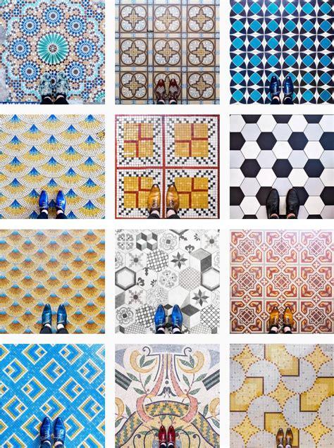 suelos de mosaicos  baldosas hidraulicas ovacen
