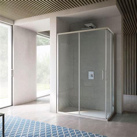 box doccia scorrevole box doccia free battente scorrevole arredo bagno a