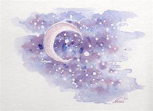 Moon And Stars by Ninale on DeviantArt