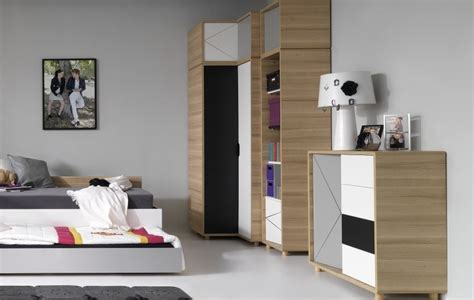 meuble pour chambre ado commode basse pour chambre enfant commode chambre