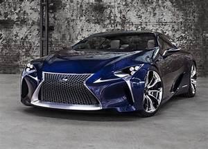 Lexus Lc Sport : sport car garage lexus lf lc blue concept 2012 ~ Gottalentnigeria.com Avis de Voitures