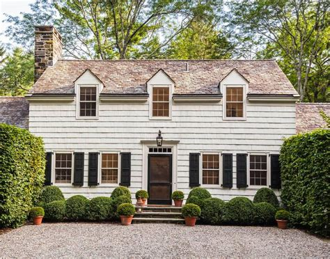 a charming connecticut farmhouse by gil schafer house