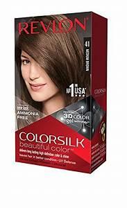 Revlon ColorSilk Permanent Color Dark Brown
