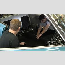 Diy  How To Install A New Carpet Kit In Your Classic Car Youtube