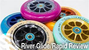 River Glide/Rapid Wheel Review with Nick Darger - YouTube