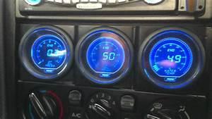 Prosport Evo Digital Series Gauges