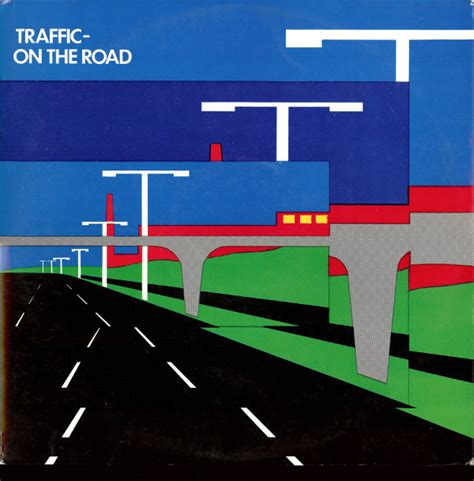 Traffic  On The Road (vinyl, Lp, Album) At Discogs