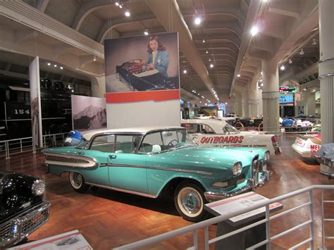 covering classic cars    henry ford museum