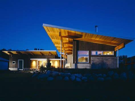 skillion roof pole building skillion roof house cabin contemporary cabin plans treesranchcom