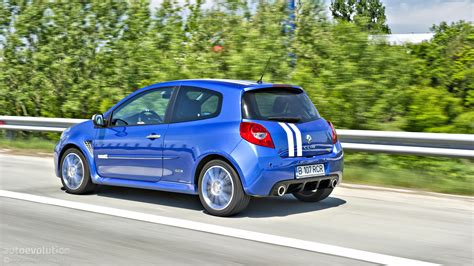renault gordini renault clio rs gordini review autoevolution