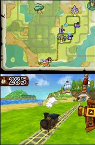 Game Review The Legend Of Zelda U2019 Spirit Tracks Ds