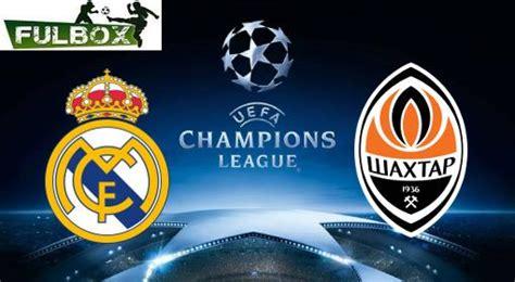 Resultado: Real Madrid vs Shakhtar [Vídeo Resumen Goles ...
