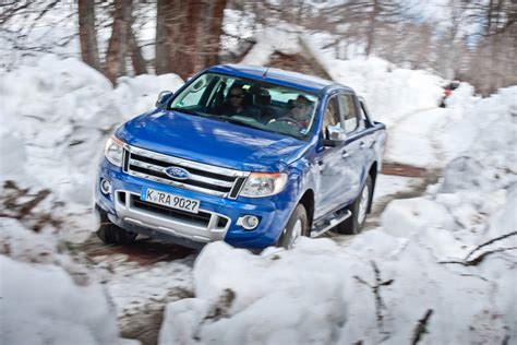 Ford Ranger 2.2 TDCi - Pictures | Auto Express