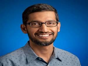 Google's Sundar Pichai and 4 other India-born executives ...