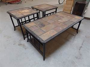 coffee table and end tables tch 334 home goods With home goods furniture coffee table