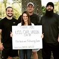 Nice family photo of WWE legend Mike Rotunda (IRS) with ...