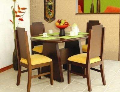 comedores modernos de madera puedo utilizar mobiliarios  diseno espanol  decorar mis
