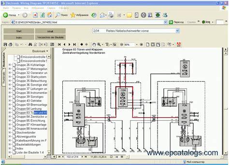 volvo ewd  electronic wiring diagrams