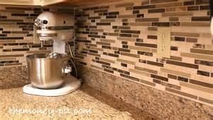 how to do backsplash in kitchen installing a pencil tile backsplash and cost breakdown the six fix