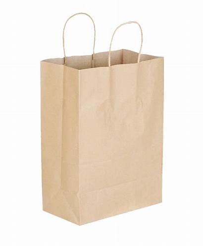 Paper Kraft Bags Bag Handle
