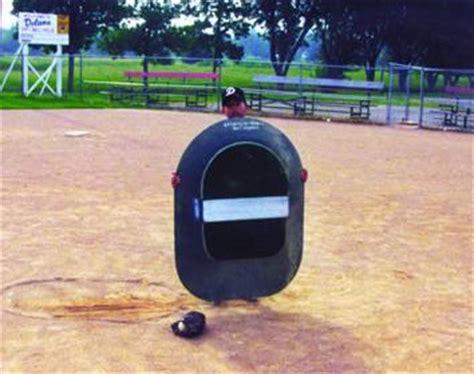 Backyard Pitching Mound by Portolite Economy Youth Pitching Mound