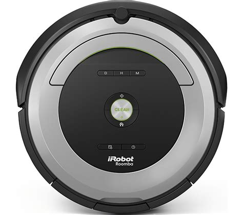 irobot vaccum buy irobot roomba 680 robot vacuum cleaner black grey