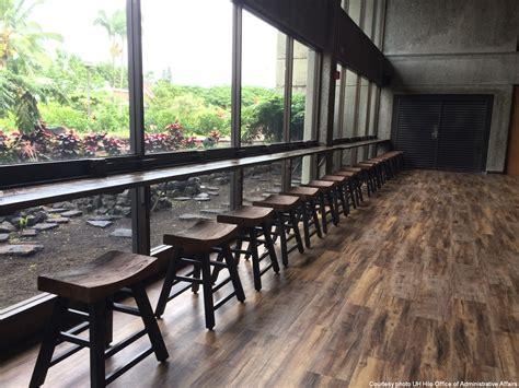 trend  uh hilos main dining room  transforming