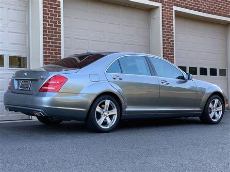 Historia sprzedaży (4) archiwalne oferty tego modelu. 2012 Mercedes-Benz S-Class S 550 4MATIC Stock # 463381 for sale near Edgewater Park, NJ | NJ ...