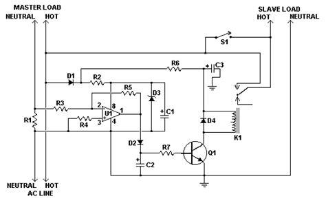 circuit hack     load sensing power switch