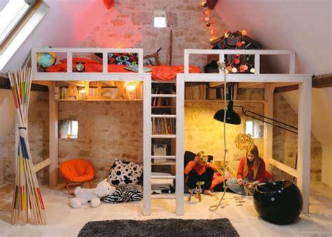 amenagement sous sol en chambre aménager grenier en salle de jeux envies de