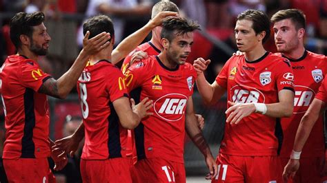 Check below for latest team statistics, team profile data, scoring minutes, latest matches. Adelaide United Western Sydney Wanderers share points in ...