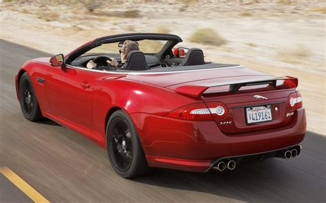 Jaguar Xkr-s Convertible (2011) Us Wallpapers And Hd