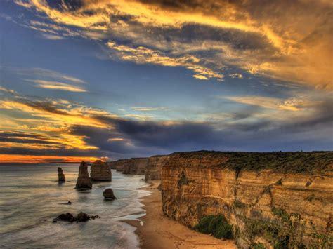 travel australia sea wallpaper  cool pc wallpapers